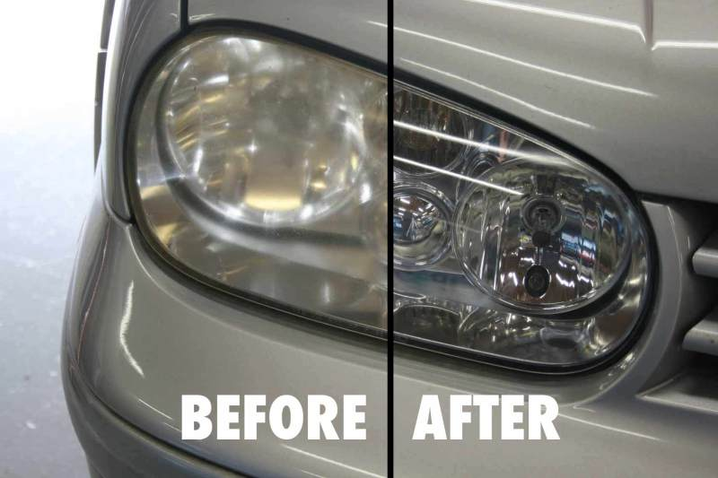 Rock Chip Repair >> Headlight Restoration | A-1 Auto Glass